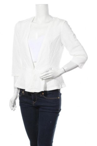 Дамска жилетка Temt, Размер XL, Цвят Бял, 95% полиестер, 5% еластан, Цена 30,24лв.