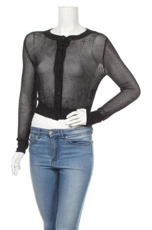 Γυναικεία ζακέτα Zara Knitwear, Μέγεθος M, Χρώμα Μαύρο, Βισκόζη, Τιμή 20,19€