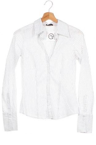 Γυναικείο πουκάμισο Ann Christine, Μέγεθος XS, Χρώμα Λευκό, 65% βαμβάκι, 31% πολυαμίδη, 4% ελαστάνη, Τιμή 9,38€