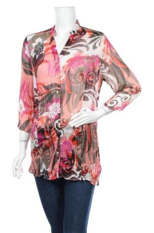 Дамска риза Biaggini, Размер L, Цвят Многоцветен, Полиестер, Цена 17,85лв.