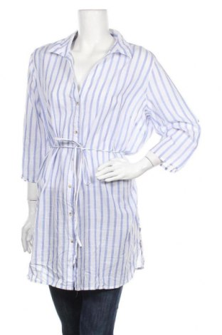 Дамска риза Clothing & Co, Размер XL, Цвят Бял, Памук, Цена 18,90лв.