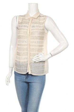 Дамска риза Cream, Размер M, Цвят Бежов, Полиестер, Цена 27,36лв.