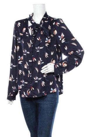 Γυναικείο πουκάμισο Diana Ferrari, Μέγεθος XL, Χρώμα Πολύχρωμο, Πολυεστέρας, Τιμή 20,26€