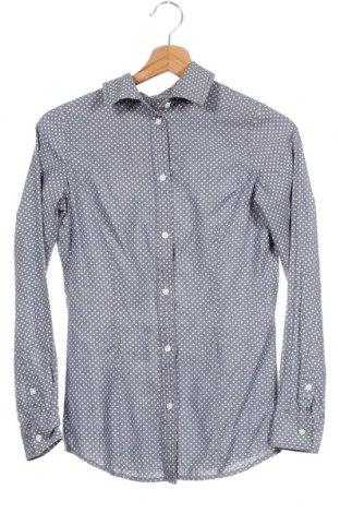 Дамска риза Flash Lights, Размер XXS, Цвят Син, Памук, Цена 16,07лв.