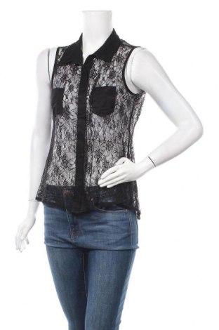 Дамска риза Forcast, Размер XL, Цвят Черен, Цена 17,96лв.