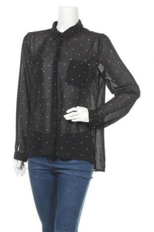 Дамска риза Girl Xpress, Размер XL, Цвят Черен, Полиестер, Цена 18,90лв.