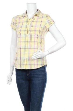 Дамска риза H&M L.O.G.G., Размер S, Цвят Многоцветен, Памук, Цена 14,28лв.