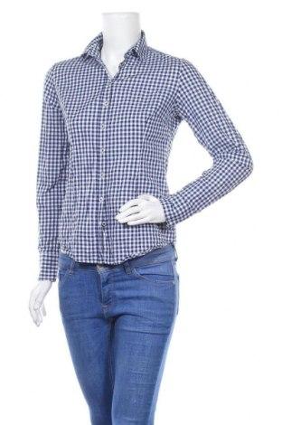 Дамска риза Lawrence Grey, Размер S, Цвят Син, Памук, Цена 24,48лв.