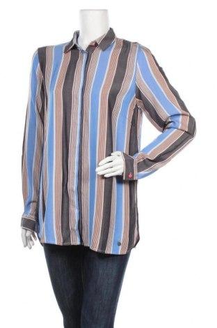 Γυναικείο πουκάμισο Numph, Μέγεθος M, Χρώμα Πολύχρωμο, Βισκόζη, Τιμή 12,45€