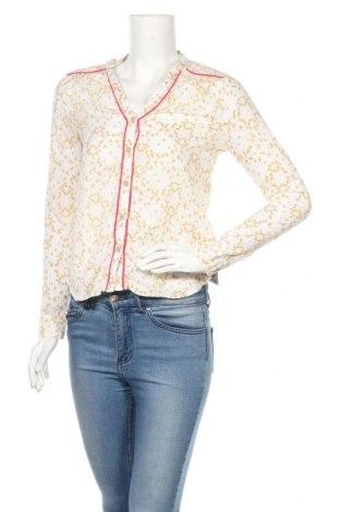 Γυναικείο πουκάμισο Numph, Μέγεθος S, Χρώμα Λευκό, Βαμβάκι, Τιμή 17,67€