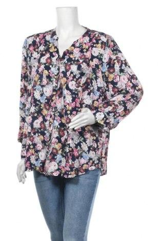 Дамска риза Suzanne Grae, Размер XL, Цвят Многоцветен, Вискоза, Цена 18,95лв.