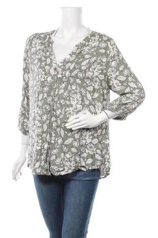 Дамска риза Suzanne Grae, Размер XL, Цвят Зелен, Вискоза, Цена 16,96лв.