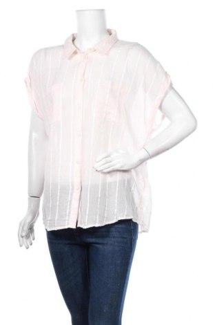 Дамска риза Tokito, Размер XL, Цвят Розов, Памук, Цена 11,60лв.