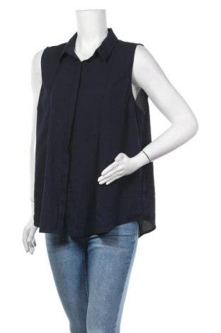 Дамска риза Tokito, Размер XL, Цвят Син, Полиестер, Цена 10,24лв.
