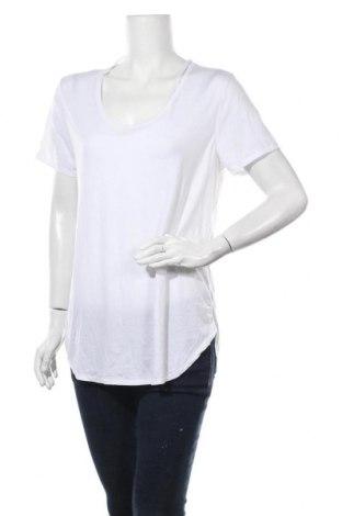 Дамска спортна блуза Cotton On, Размер XL, Цвят Бял, 73% полиестер, 22% лиосел, 5% еластан, Цена 17,85лв.