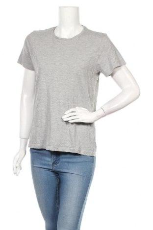 Дамска тениска, Размер XL, Цвят Сив, Памук, вискоза, Цена 8,09лв.