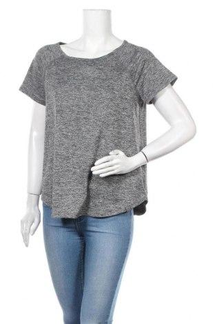 Дамска тениска, Размер S, Цвят Сив, Цена 5,67лв.