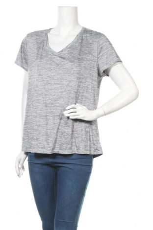 Дамска тениска Active&Co, Размер XL, Цвят Сив, 100% полиестер, Цена 9,45лв.