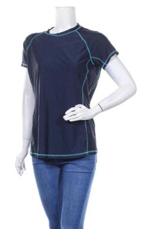 Дамска тениска Active&Co, Размер XL, Цвят Син, Полиамид, еластан, Цена 4,73лв.