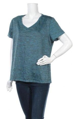 Дамска тениска Active&Co, Размер XXL, Цвят Зелен, Полиестер, Цена 13,23лв.