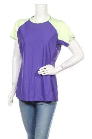 Дамска тениска Active&Co, Размер XL, Цвят Лилав, Полиамид, еластан, Цена 4,73лв.