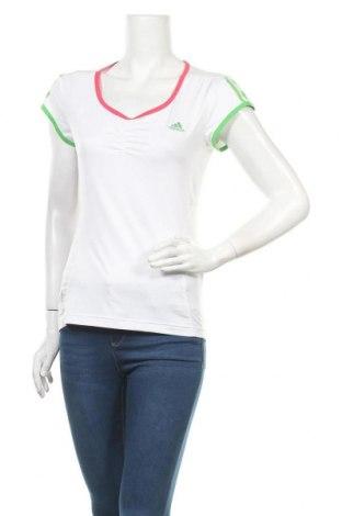 Дамска тениска Adidas, Размер M, Цвят Бял, Цена 21,95лв.