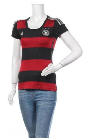 Дамска тениска Adidas, Размер XS, Цвят Многоцветен, Полиестер, Цена 8,40лв.