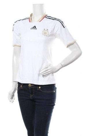 Дамска тениска Adidas, Размер S, Цвят Бял, Полиестер, Цена 15,02лв.