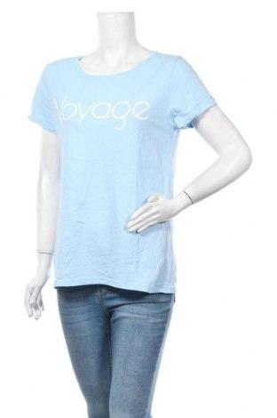 Дамска тениска Amisu, Размер XXL, Цвят Син, Цена 3,68лв.