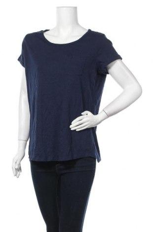 Дамска тениска Anko, Размер XXL, Цвят Син, 60% памук, 40% полиестер, Цена 13,44лв.