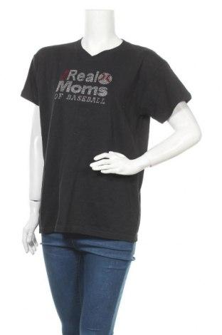 Dámské tričko Anvil, Velikost L, Barva Černá, Bavlna, Cena  217,00Kč