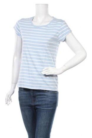 Γυναικείο t-shirt Artime, Μέγεθος L, Χρώμα Μπλέ, 50% βαμβάκι, 50% μοντάλ, Τιμή 9,94€