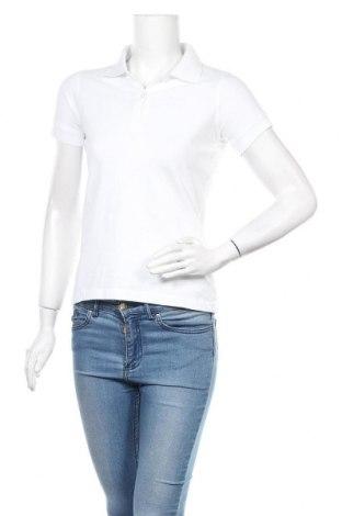 Γυναικείο t-shirt B&C Collection, Μέγεθος S, Χρώμα Λευκό, Βαμβάκι, Τιμή 8,28€