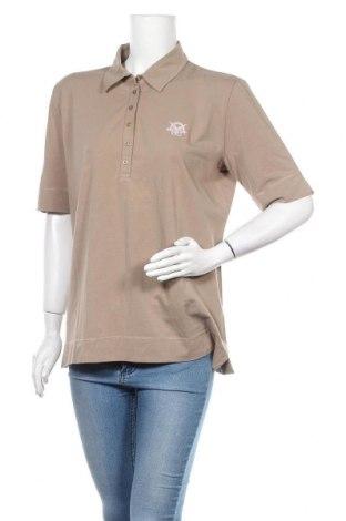 Дамска тениска Bexleys, Размер L, Цвят Кафяв, 95% памук, 5% еластан, Цена 10,92лв.