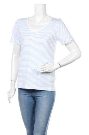 Дамска тениска Blue Motion, Размер S, Цвят Син, Памук, Цена 6,25лв.