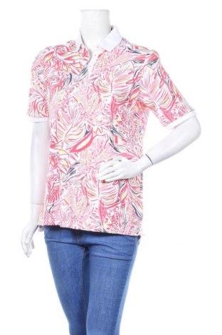 Дамска тениска Brax, Размер L, Цвят Многоцветен, Памук, Цена 8,40лв.