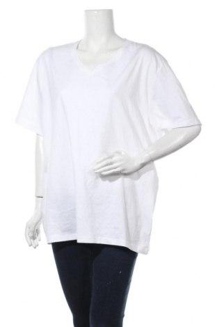 Dámské tričko C&A, Velikost XXL, Barva Bílá, Bavlna, Cena  172,00Kč