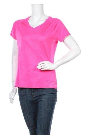 Γυναικείο t-shirt Champion, Μέγεθος M, Χρώμα Ρόζ , Τιμή 8,77€