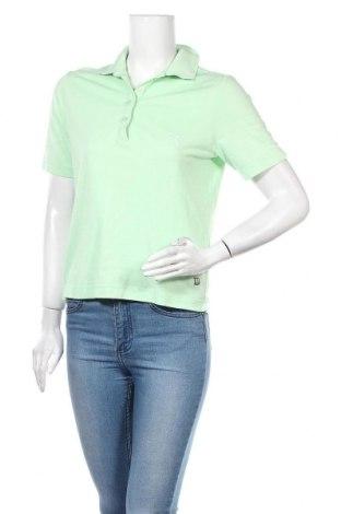 Дамска тениска Chervo, Размер M, Цвят Зелен, Полиамид, Цена 13,23лв.