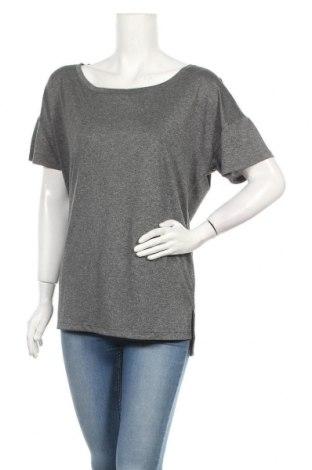 Дамска тениска Crane, Размер L, Цвят Сив, Полиестер, Цена 10,08лв.