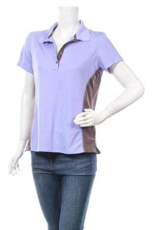Дамска тениска Crivit, Размер M, Цвят Лилав, Полиестер, Цена 11,34лв.