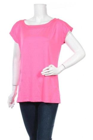 Дамска тениска Crivit, Размер L, Цвят Розов, 90% полиестер, 10% еластан, Цена 15,96лв.