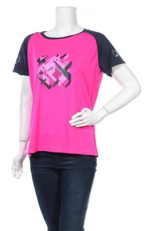 Дамска тениска Crivit, Размер L, Цвят Розов, Полиестер, Цена 15,96лв.