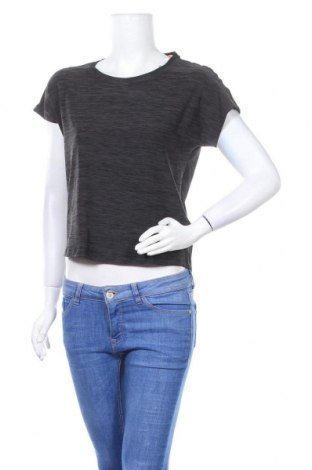 Дамска тениска Crivit, Размер XS, Цвят Черен, Цена 12,29лв.
