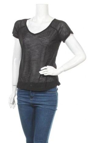 Дамска тениска Crivit, Размер S, Цвят Черен, Полиестер, Цена 3,94лв.