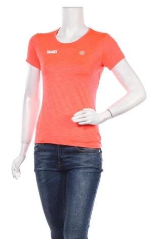 Дамска тениска Dare 2B, Размер XS, Цвят Оранжев, 95% полиестер, 5% еластан, Цена 7,88лв.