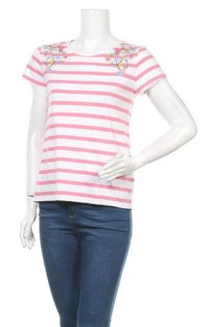 Дамска тениска Edc By Esprit, Размер XS, Цвят Розов, Памук, Цена 29,40лв.
