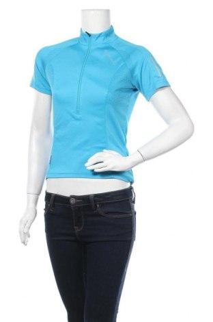 Дамска тениска Endura, Размер XS, Цвят Син, Полиестер, Цена 17,85лв.