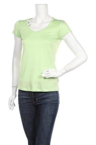 Γυναικείο t-shirt Energetics, Μέγεθος S, Χρώμα Πράσινο, Πολυεστέρας, Τιμή 4,68€