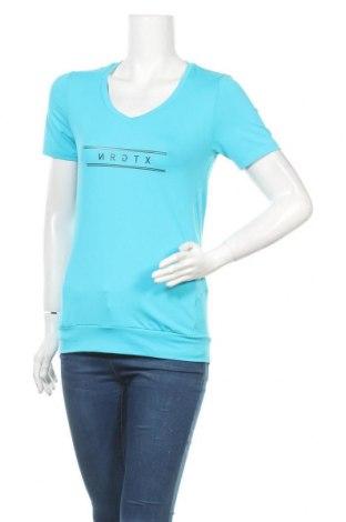 Γυναικείο t-shirt Energetics, Μέγεθος M, Χρώμα Μπλέ, 86% πολυεστέρας, 14% ελαστάνη, Τιμή 6,62€
